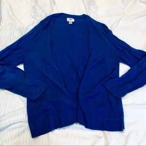 Blue Old Navy Cardigan